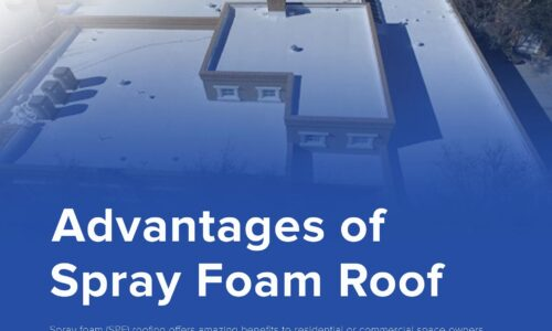 advantages of spf roofing